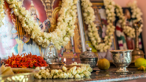 Beautiful Pooja Room Ideas To Keep The Serenity Of Indian Houses