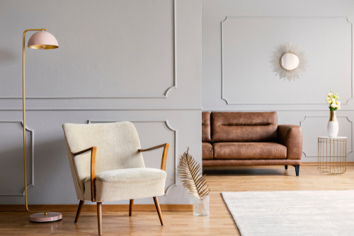 Colors To Go With Brown Furniture The, Paint Colors For Living Room Walls With Brown Furniture
