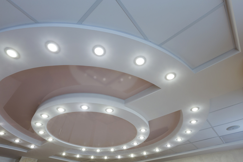 15 Best Pop Ceiling Design For Hall With 2 Fans