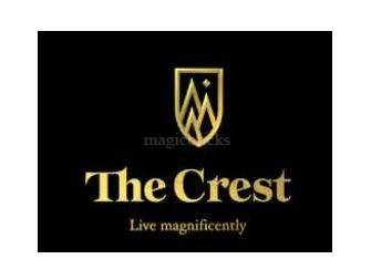 DLF unveils their luxury project - The Crest