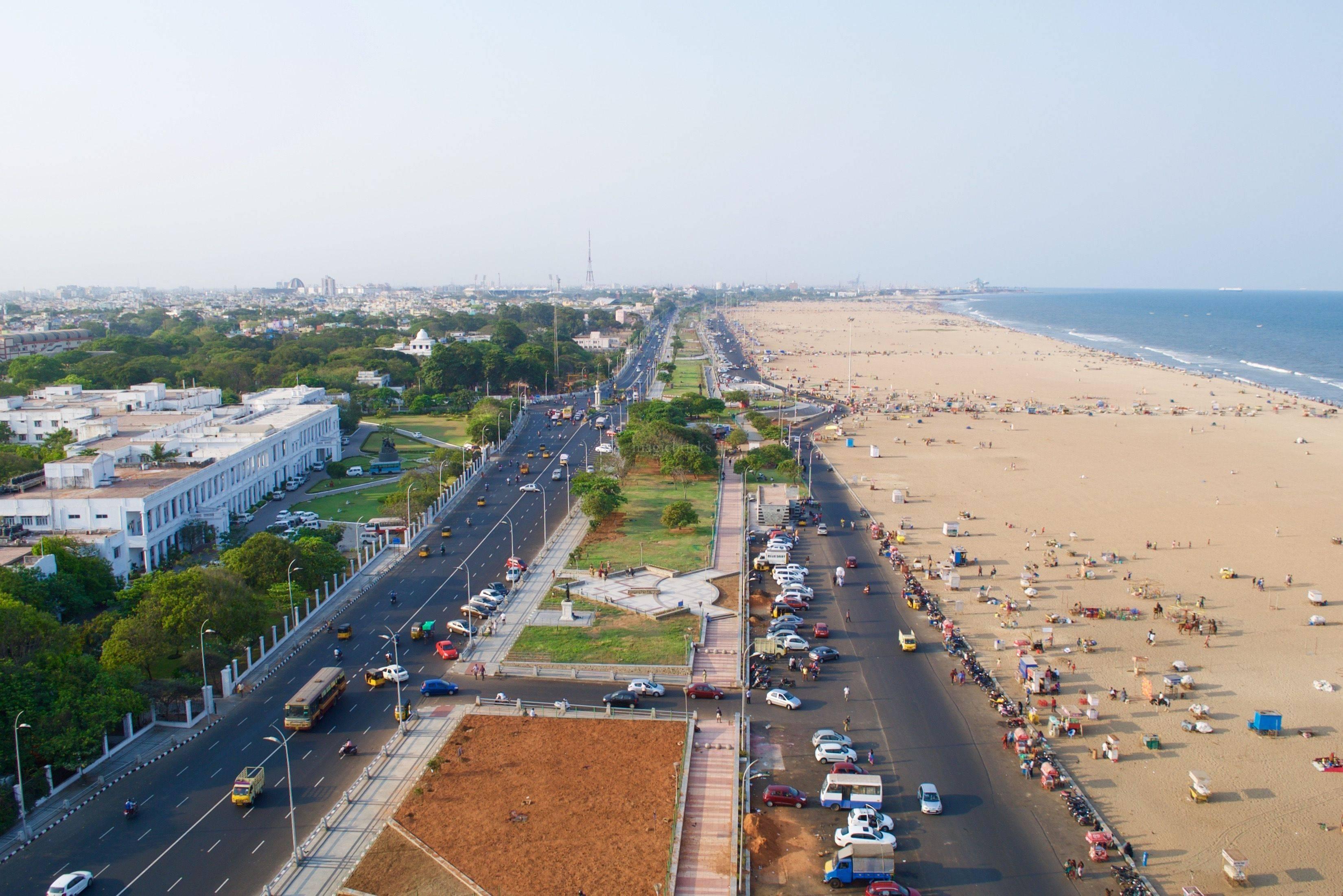 Land sales in Chennai's prime areas dip