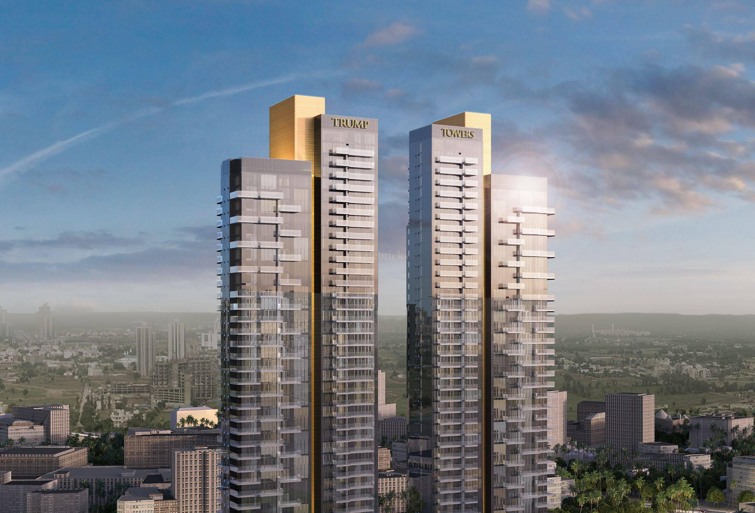 The Iconic Trump Brand to Debut in Delhi NCR with M3m ...