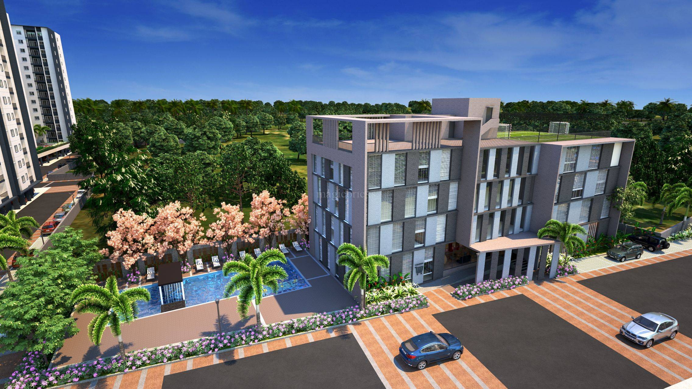 Casagrand launches Casagrand zenith in Medavakkam