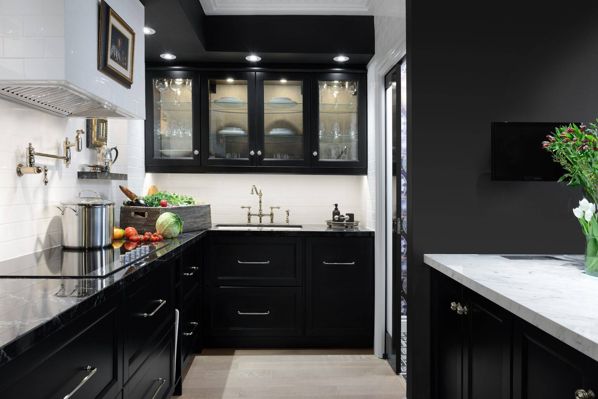 Give your kitchen a black makeover in these five ways