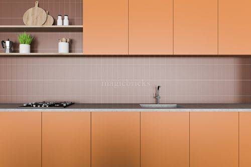 Which Color Can Match Best With The Brown Cabinets In Your Kitchen Here Are 15 Colors Which Can Match The Brown Cabinets In Your Kitchen