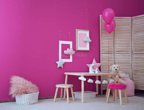 Try These 15 Pink Colour Combination For Walls In Your Home