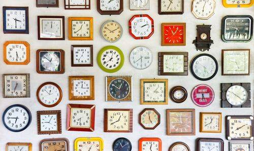 Wall Clocks Adding To The Significance Of Vastu