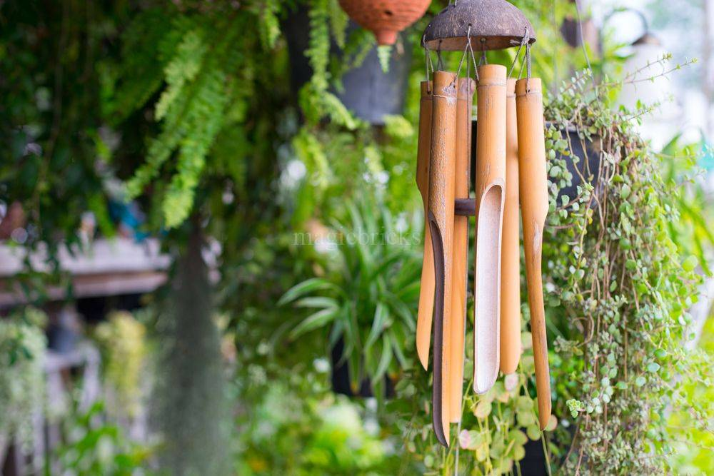 Windchimes can prevent fights