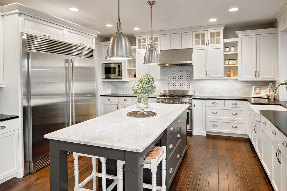Thinking Of Adding A Lovely Island To Your Kitchen Following The Trend Read To Find Out About 15 Great Kitchen Island Ideas