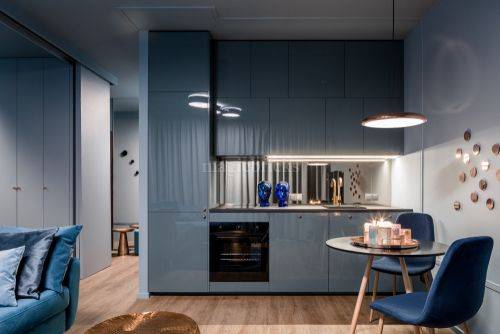 15 Exciting Color Combinations For Kitchen Furniture