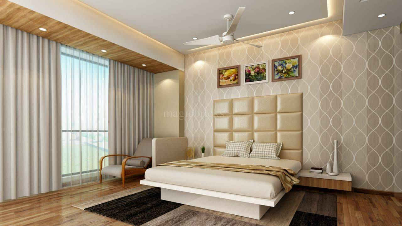 Simple Curtain Styles For Bedroom And Living Space
