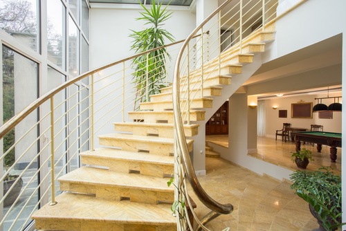 The Top 15 Marble Stairs Design Ideas for Your Home