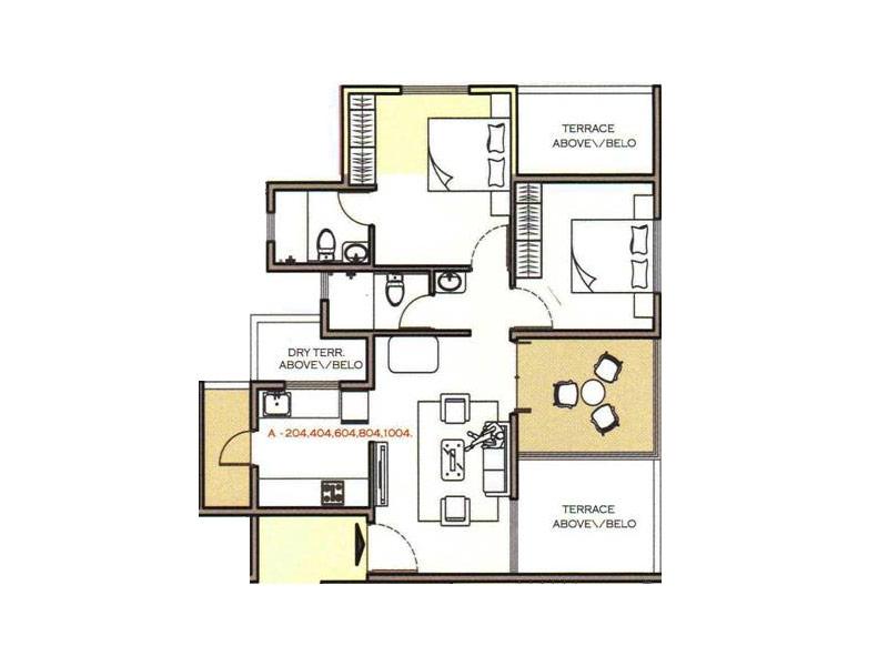 Acropolis 2 In Wakad Pune Price Brochure Floor Plan Reviews