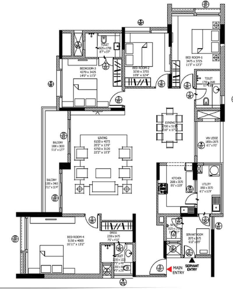 Divyasree 77 Place In Old Airport Road Bangalore Price Brochure Floor Plan Reviews