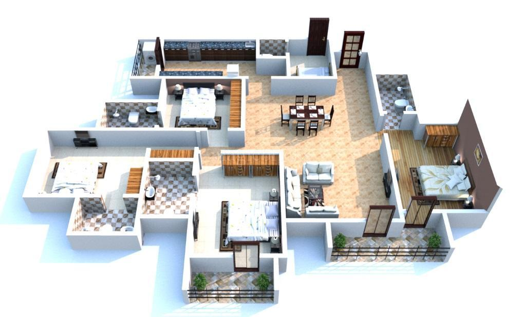 Dlf Trinity Towers In Golf Course Road Gurgaon Price Brochure Floor Plan Reviews