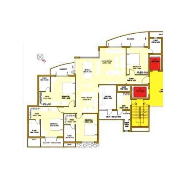 Ats One Hamlet In Sector 104 Noida Price Brochure Floor Plan Reviews