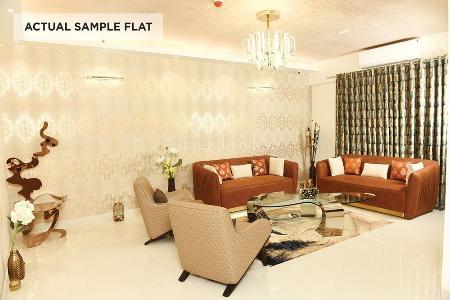 Buy 2 BHK Flat/Apartment in Saya Gold Avenue Indirapuram