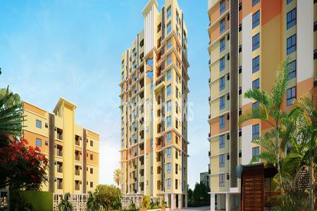 New Projects in New Town | Upcoming Projects for Sale in New