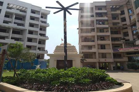 Shivam Complex in Badlapur, Thane by MK Builders And Developers