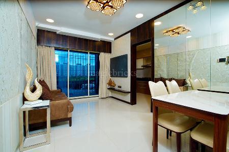 Buy 1 Bhk Flat Apartment In Agarwal Paramount Global City Mumbai 750 Sq Ft