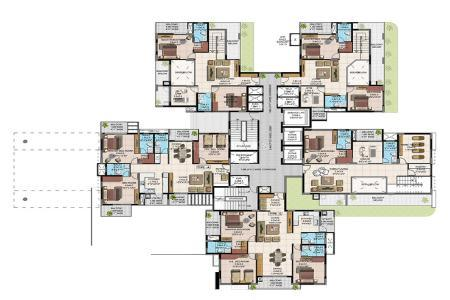 Grand west in yeshwantpur bangalore by jain heights and for 13th floor bangalore contact number