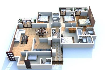 Project Central Park 1 In Sector 42 Gurgaon By Sweta Estates Pvt
