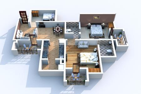 Organic Golf Homes In Noida Extension Noida By Vyom