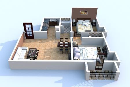 Compact Homes Lathangi in Oragadam Chennai by Arun Excello