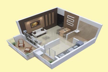 Studio Apartment In Mumbai krishna valley in khopoli, navi mumbaispace india | magicbricks