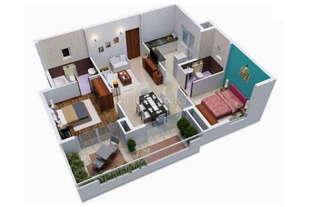 2 bedroom 2 bath house floor plans