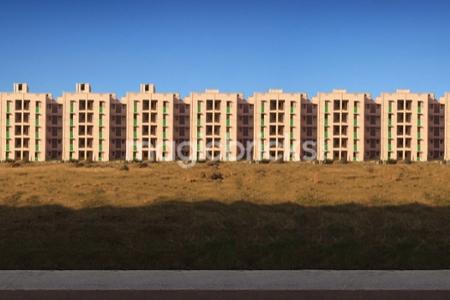 Dda lig pocket d in bakkarwala new delhi magicbricks for Dda new project in delhi