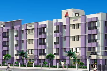 Arun excello temple green integrated residential township in oragadam chennai magicbricks - Compact homes chennai ...