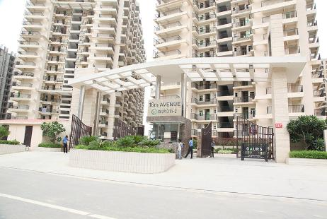 2bhk Multiy Apartment For Rent In Gaur City At Image
