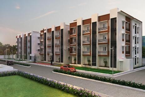 1 Bhk Low Budget Flat For In Thirumazhisai
