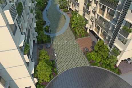2bhk Apartment For New Property In Casa Vyoma At Vastrapur