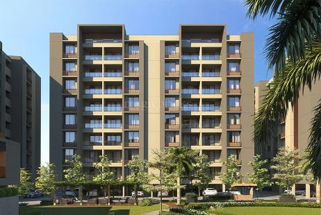 Buy 4 BHK Penthouse in Aamrapali Resicom Atladra
