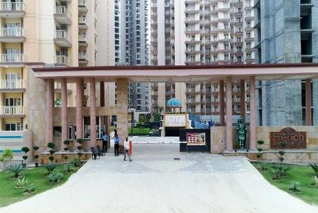 2bhk Multiy Apartment For Rent In French Apartments At Noida Extension Image