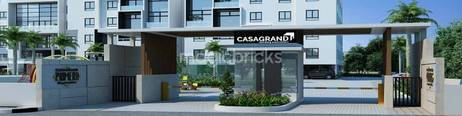 2bhk Apartment For New Property In Casagrand Primera At Manapm