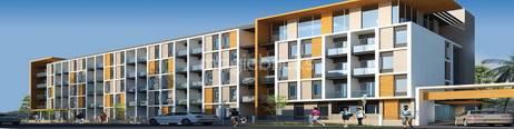1bhk Apartment For New Property In Mritsikha Studios At Bolpur Shantiniketan