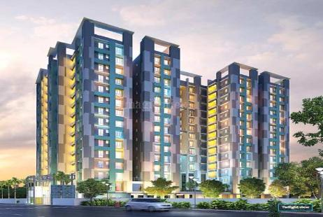 2bhk Apartment For New Property In Primarc Aangan At Nager Bazar Rdanga