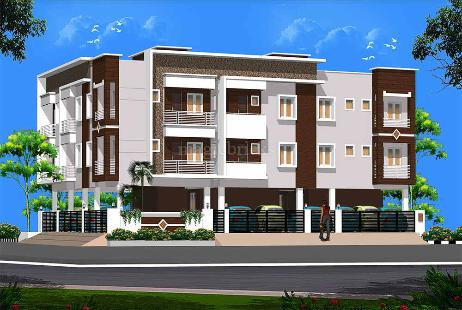 2 Bhk Low Budget Flat For In Anakaputhur