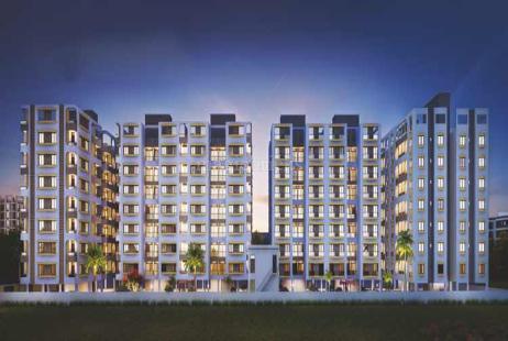 Buy 2 Bhk Flat Apartment In Shree Siddheshwar Helix Sama Savli Rd Vadodara 725 Sq Ft