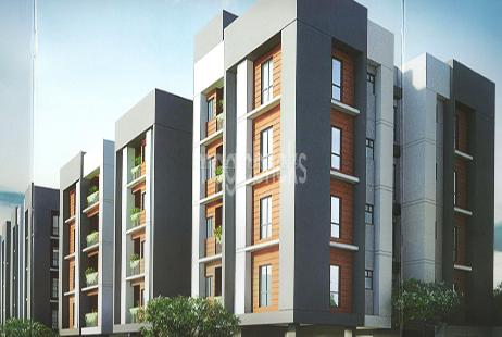 2bhk Apartment For New Property In Magnolia Enjoy At Rajarhat