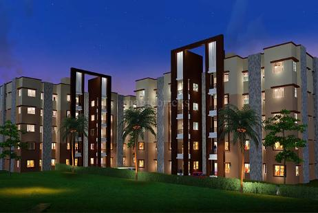 Studio Apartment For Re In Larica Township At Barasat
