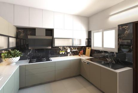 4bhk Apartment For New Property In Sansidh Galaxy At Thanisandra Main Road