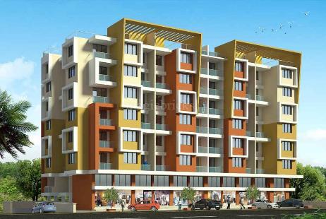 3bhk Apartment For New Property In Mahalaxmis Putu Manik Apartments At Ponda