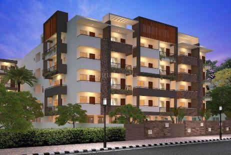3 Bhk Low Budget Flat For In Electronic City