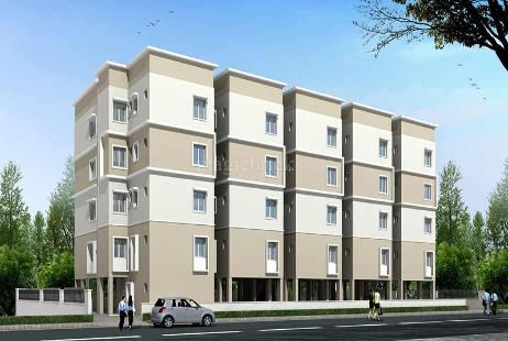 2 Bhk Low Budget Flat For In Thandalam