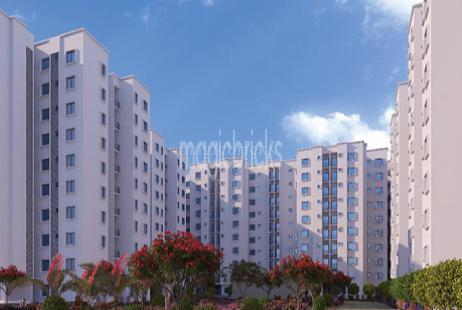 1bhk Apartment For New Property In Bren Northern Lights At Jakkur Thanisandra
