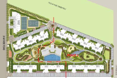 Ats Destinaire In Greater Noida West Greater Noida Price Brochure Floor Plan Reviews